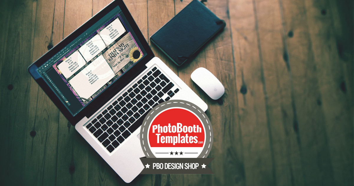 Free Photo Booth Templates Starters From Pbo Design Shop