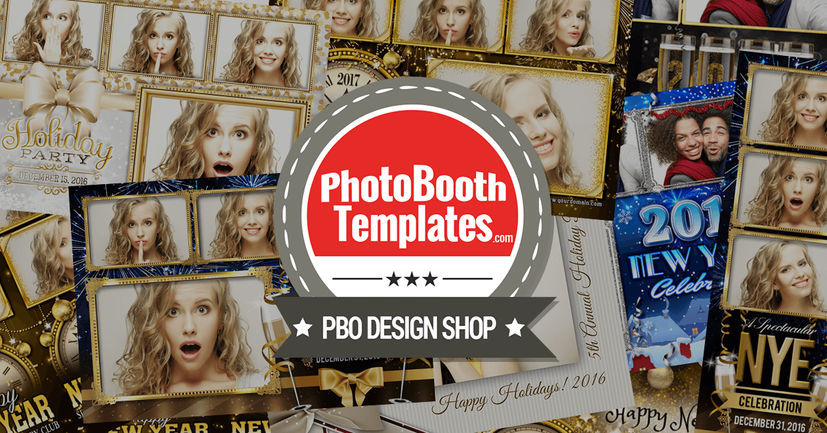 amazing new years eve photo booth templates