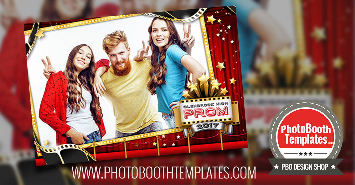 6 New Photo Booth Templates Released Pbo Design Shop