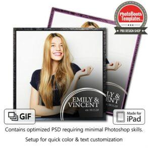 INDUSTRIAL Square (iPad)